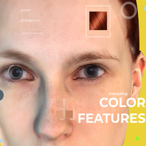 Color features