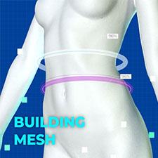 Building mesh